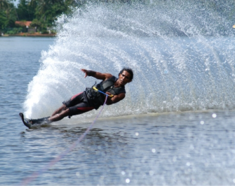 Water Skiing Sri Lanka