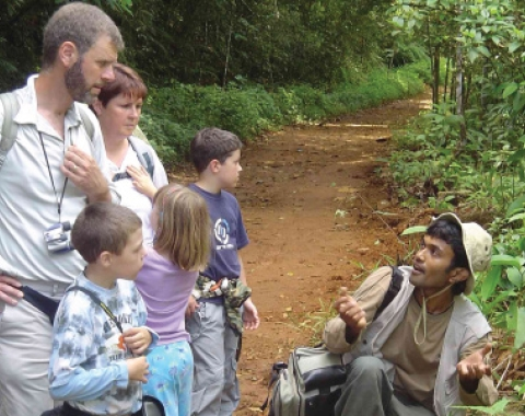 Special Study tours  of Fauna and Flora Sri Lanka