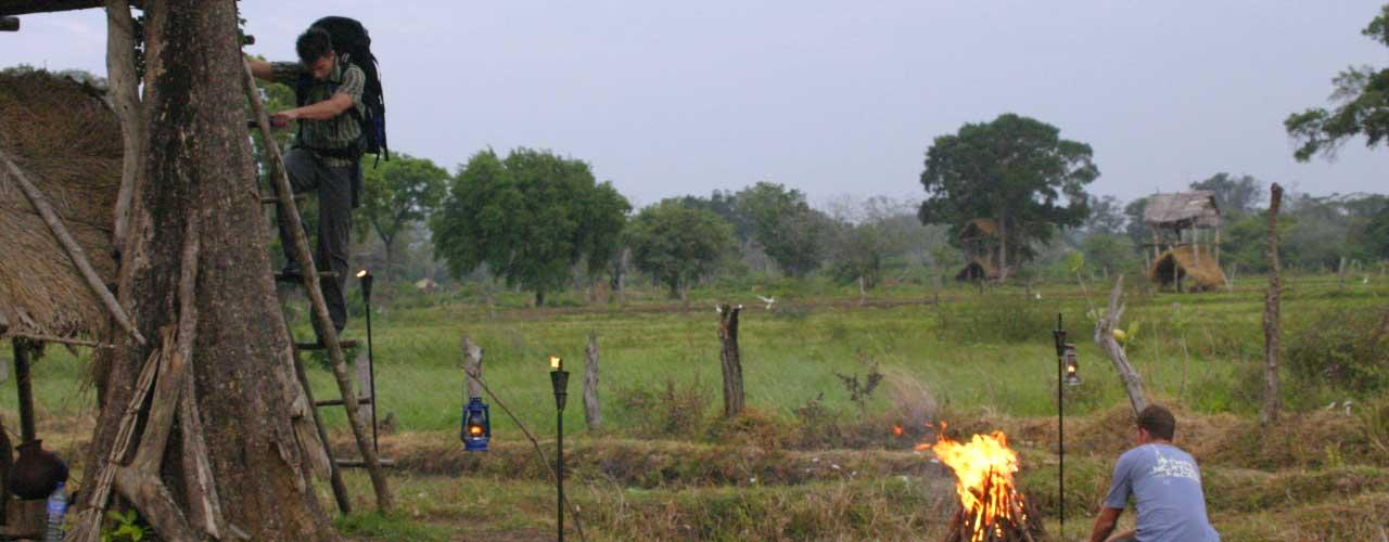 Two Days Trekking Tour At Sigiriya Eco Team Sri Lanka