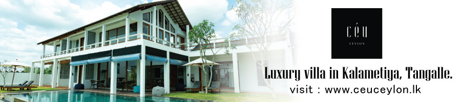 ceu ceylon luxury villa at kalametiya sri lanka